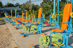 Playground kids Stock Image