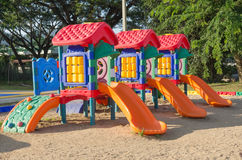 Playground kids Royalty Free Stock Images