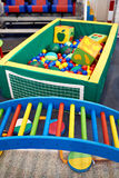 Playground for little children Royalty Free Stock Photo