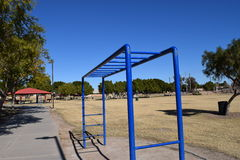 Playground monkey bars Royalty Free Stock Photos