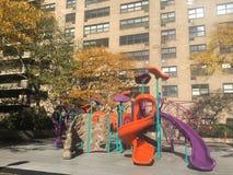 Playground. New York playground perfect for kids Royalty Free Stock Photo