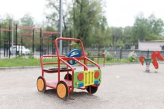 Playground Outdoor for Children stock photo
