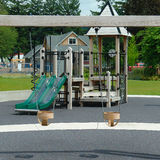 Playground Outdoor Childrens Play Park Royalty Free Stock Photography