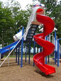 Playground in park Royalty Free Stock Photography