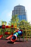 Playground in the park. Bangkok Stock Photo
