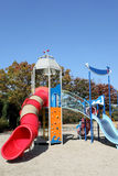 Playground park Stock Photos