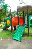 Playground at the park. Playground at the public park Stock Photography
