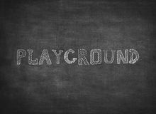 Playground play child school spell fun time plastic foam toy royalty free stock images