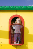Playground play house Royalty Free Stock Photography