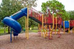 Playground Play Set Stock Photos