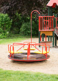Playground roundabout Royalty Free Stock Photography