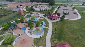 Playground at Sandstone Ranch 02 Stock Photo