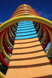 Playground Shapes Stock Image
