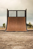 Playground for skateboard. Royalty Free Stock Photography