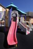 Playground slide Royalty Free Stock Photography