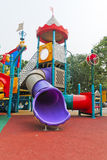 Playground--slide Royalty Free Stock Images