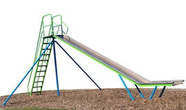 Playground Slide Royalty Free Stock Photo