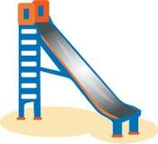 Playground Slide Stock Image