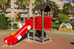 Playground. Stock Image
