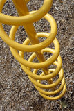 Playground Spiral Stock Images