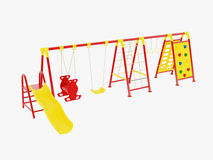 Playground structure Royalty Free Stock Photos