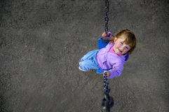 Playground Swing Royalty Free Stock Photo