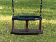 Playground Swing Stock Photography