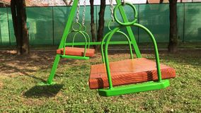 Empty Swings