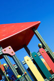 Playground tower Royalty Free Stock Image