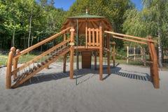 Playground toys Royalty Free Stock Photo
