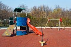 Playground V Stock Photo