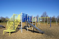 Playground1 Imagem de Stock Royalty Free