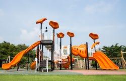 Playgrounds Stock Photo