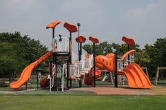 playgrounds Στοκ φωτογραφία με δικαίωμα ελεύθερης χρήσης