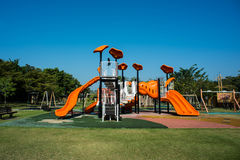 playgrounds Στοκ εικόνες με δικαίωμα ελεύθερης χρήσης