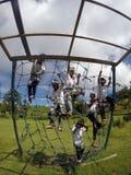 playgrounds Στοκ εικόνα με δικαίωμα ελεύθερης χρήσης