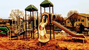 Playgrounds stock images