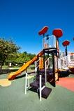 Playgrounds in garden Stock Photos