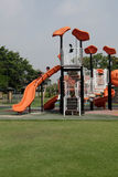 Playgrounds Royalty Free Stock Photo