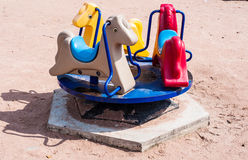 Playgrounds Royalty Free Stock Image