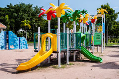 Playgrounds Stock Photography