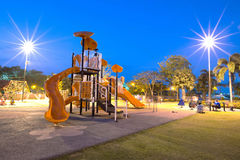 Playgrounds Royalty Free Stock Images