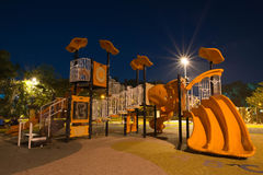 Playgrounds Royalty Free Stock Photos