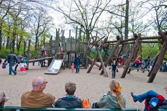 Playgroung Stock Images