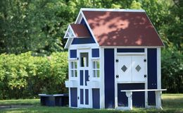 Playhouse Royalty Free Stock Photo