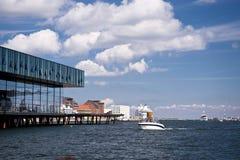 Playhouse Copenhagen Royalty Free Stock Images