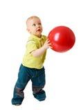 Playing Ball Stock Photos