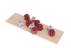 Free Playing Bones Royalty Free Stock Photos - 23960758