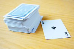 Playing card Royalty Free Stock Image