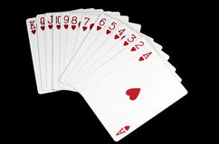 Playing card Stock Image
